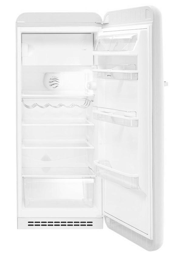 Smeg FAB28RWH3 Retro hűtő és fagyasztó