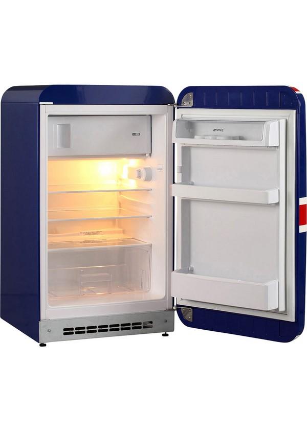 Smeg FAB10RUJ Kombinált hűtő és fagyasztó