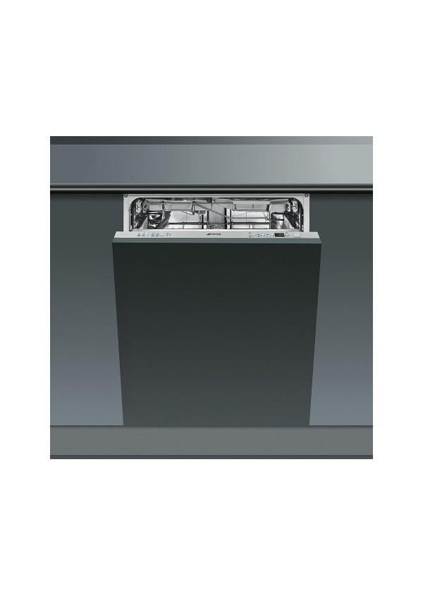 Smeg STP364S Teljesen beépíthető profi mosogatógép