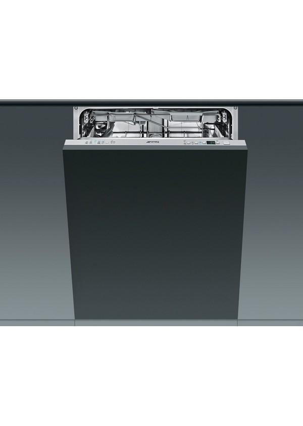 Smeg STP364T Teljesen beépíthető profi mosogatógép