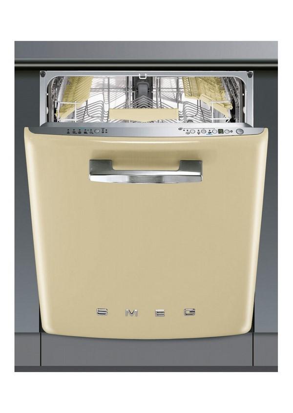 Smeg ST2FABCR Beépíthető mosogatógép
