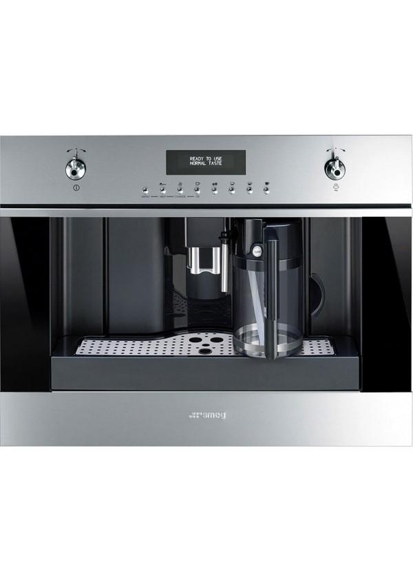 Smeg CMS6451X Teljesen automata kávéfőző