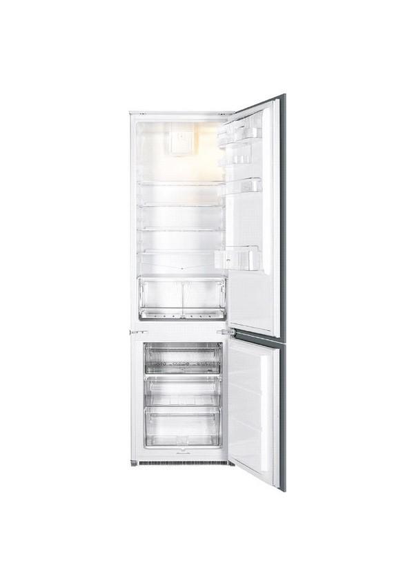 Smeg C3180FP Beépíthető hűtő és fagyasztó