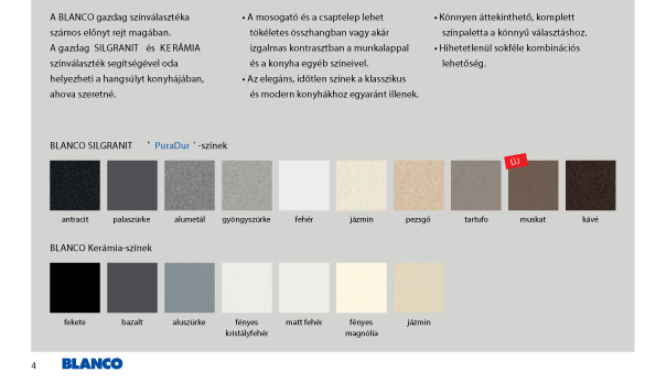 Blanco ZENAR XL 6S Silgránit mosogató, jobbos vagy balos kivitel, tartozékkal, 10 féle színben +Ajándék fa vágódeszka