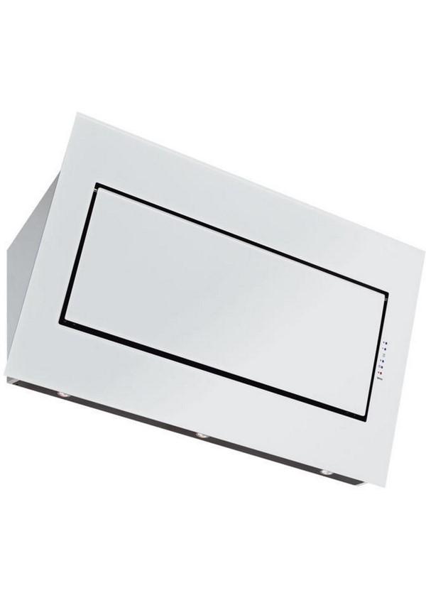 Falmec QUASAR EVO GLASS 80 Fali páraelszívó, fehér