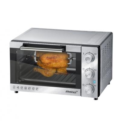 Steba KB23 Légkeveréses sütő és forgónyársas grillező