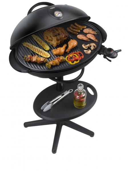 Steba VG 350 BBQ álló grill hőmérővel