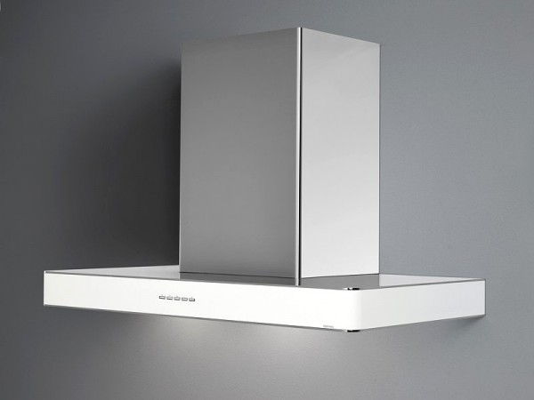 Falmec STILO 90 NRS fali fehér +ajándék indukciós főzőlap