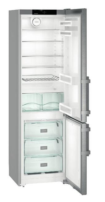 Liebherr CNef 4015 NoFrost Hűtőszekrény, hűtőgép