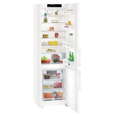 Liebherr CN 4015 NoFrost alulfagyasztós hűtőszekrény