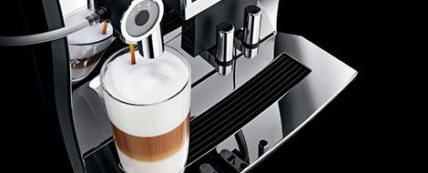 Jura Impressa Z9 One Touch TFT Kávéfőző, chrome