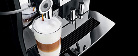 Jura Impressa Z9 One Touch TFT Kávéfőző, chrome Konyhagépüzlet