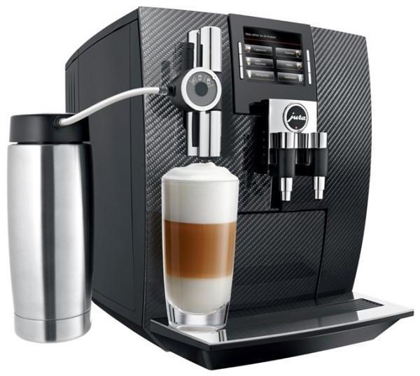 Jura Impressa J95 TFT Kávéfőzőgép, Carbon