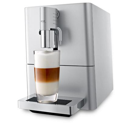 Jura ENA Micro 9 One Touch Kávéfőzőgép, ezüst