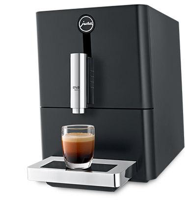 Jura ENA Micro 1 Kávéfőzőgép, fekete