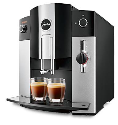 Jura Impressa C65 Automata kávéfőzőgép