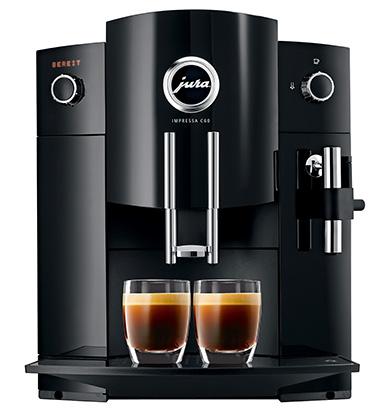 Jura Impressa C60 Automata kávéfőzőgép