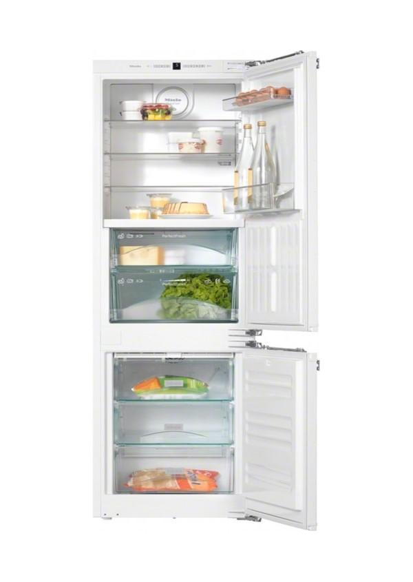 Miele KFN 37282 iD Beépíthető hűtő- és fagyasztó készülék