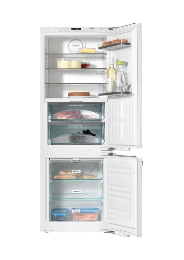 Miele KFN 37682 iD - Beépíthető hűtő- és fagyasztó készülék
