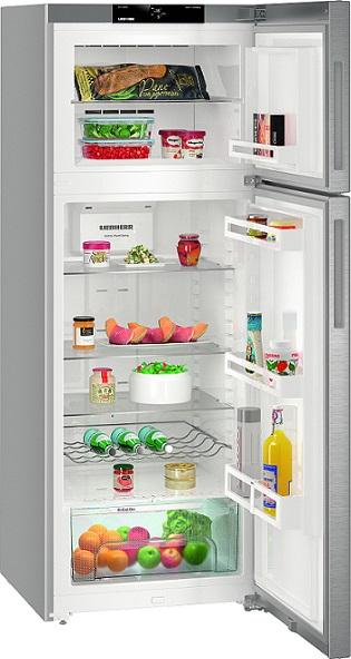 Liebherr CTNef 5215 Szabadonálló felülfagyasztós hűtőszekrény