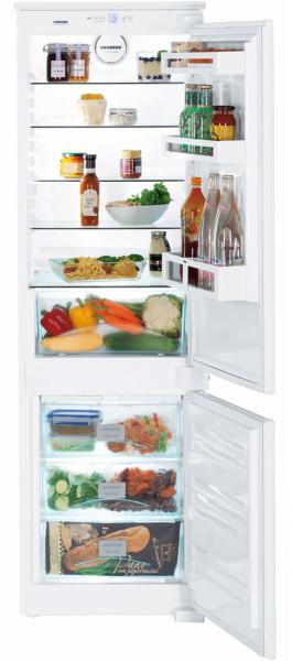 Liebherr ICUNS 3324-20 kombinált hűtő-fagyasztó