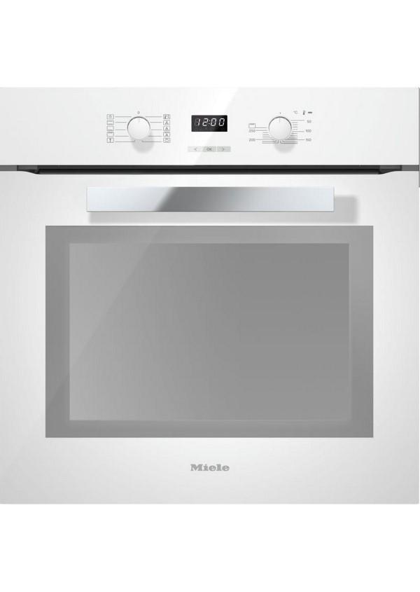 Miele H 2661-1 B Beépíthető sütő, Briliáns fehér plusz