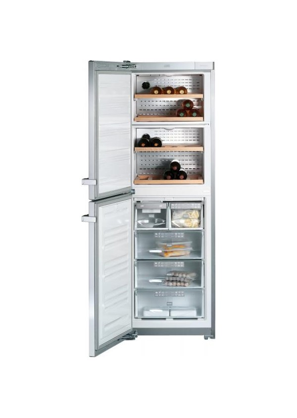 Miele KWTN 14826 SDE ED/CS-2 - Beépíthető hűtő- és fagyasztó készülék