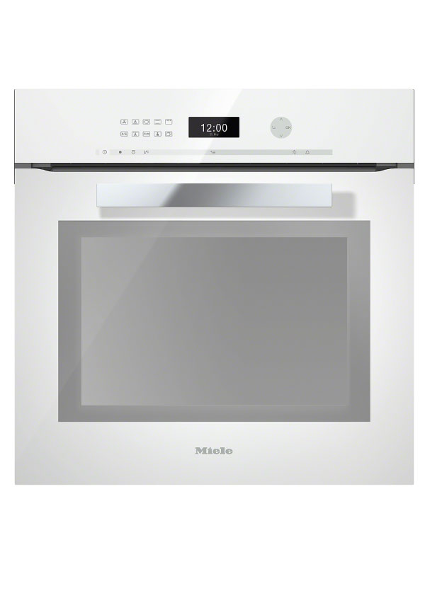Miele H 6461 B - Beépíthető sütő, Briliáns fehér plusz