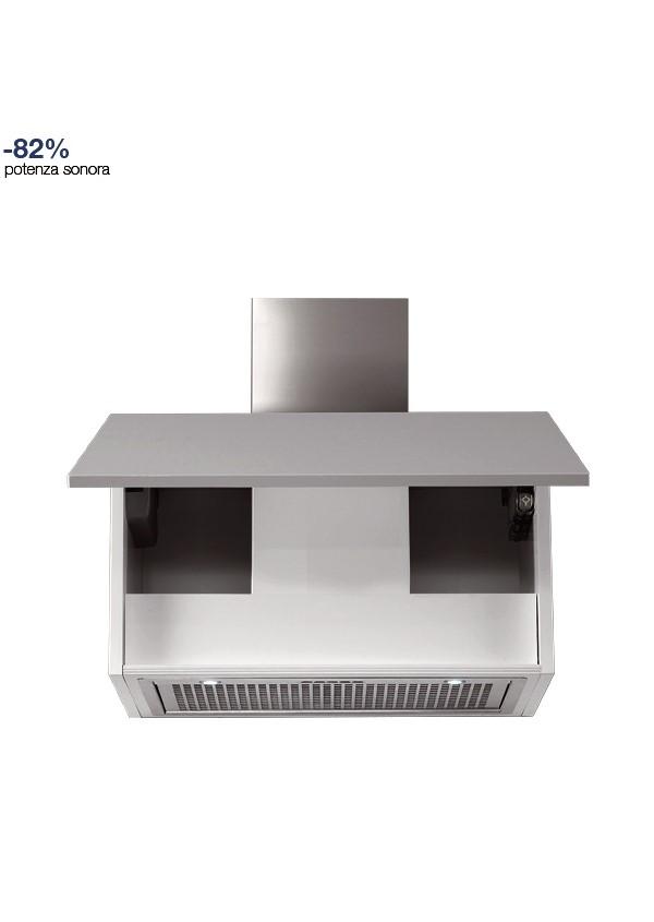 FALMEC Gruppo Incasso NRS 50 Páraelszívó, felső szekrénybe és kürtőbe építhető + aiándék indukciós főzőlap