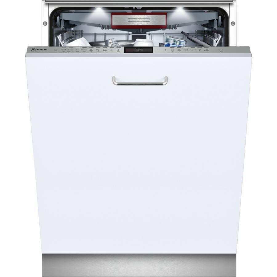 Neff S527T80X5E beépíthető mosogatógép