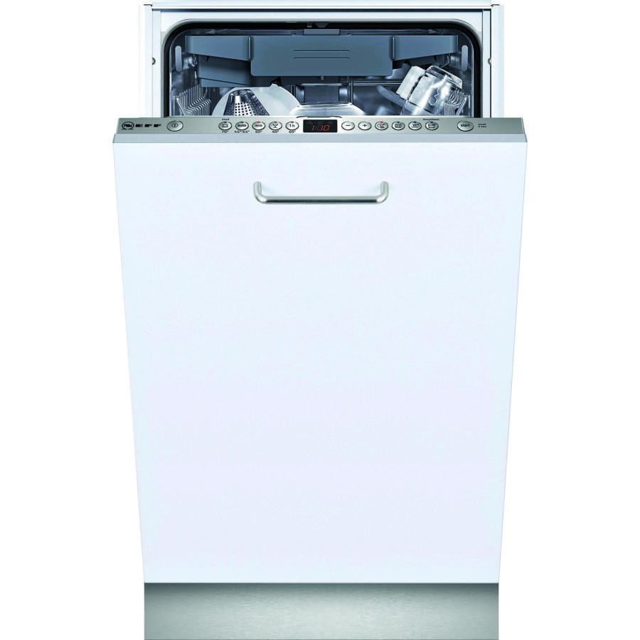 Neff S583M50X0E beépíthető mosogatógép