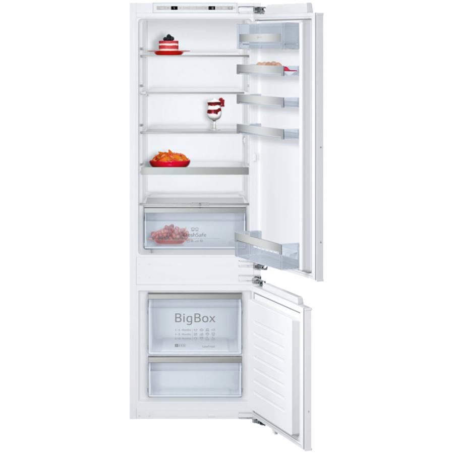 Neff KI6876F30 beépíthető alulfagyasztós kombinált hűtőszekrény