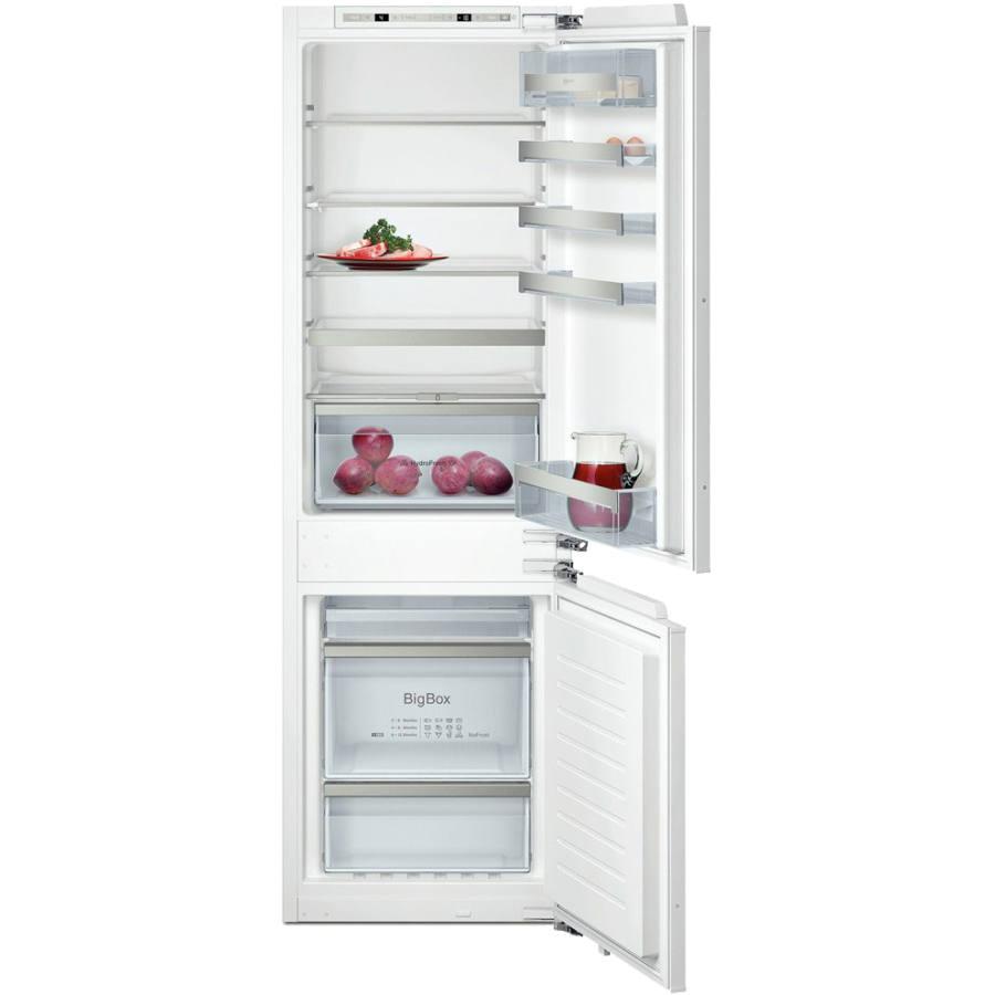 Neff KI7863F30 beépíthető alulfagyasztós kombinált hűtőszekrény