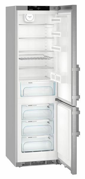 Liebherr CNef4815 szabadonálló alulfagyasztós kombinált hűtőszekrény
