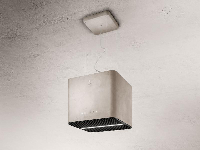 ELICA PIX függő páraelszívó, 42 cm fekete/fehér/beton/farmer