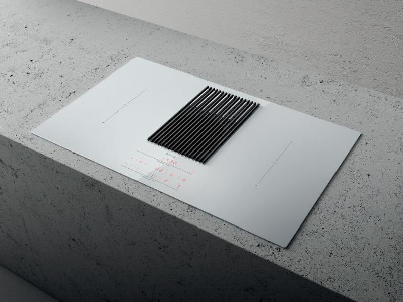 ELICA NIKOLATESLA LIBRA 83 belső keringetés, fekete/fehér