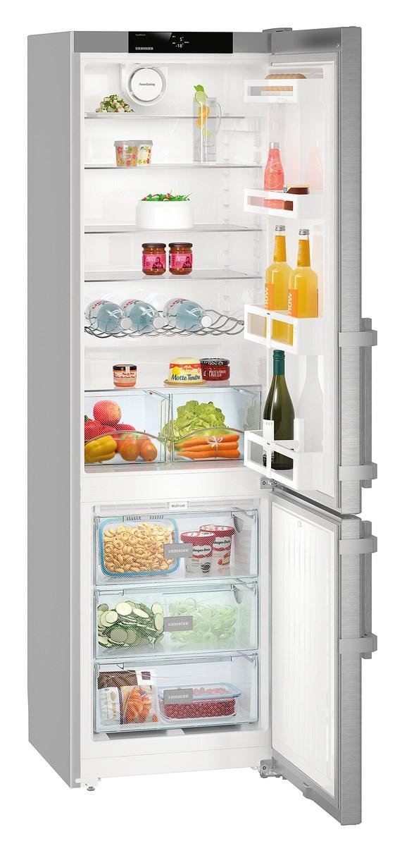 Liebherr CNef 4015-20 NoFrost alulfagyasztós hűtőszekrény