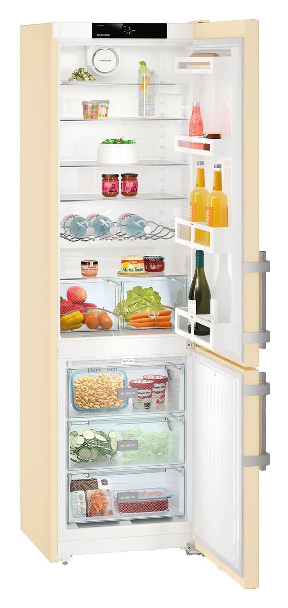 Liebherr CNbe 4015-20 NoFrost alulfagyasztós hűtőszekrény