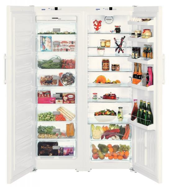 Liebherr SBS 7212-24 hűtőszekrény