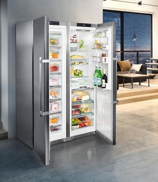 Liebherr SBSes 8773-20 hűtőszekrény