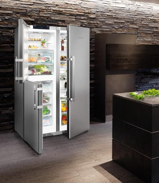 Liebherr SBSes 8483-20 hűtőszekrény