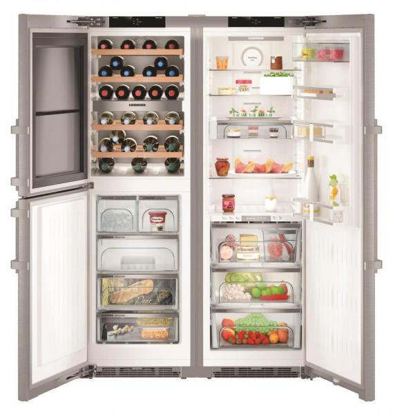 Liebherr SBSes 8496-20 hűtőszekrény
