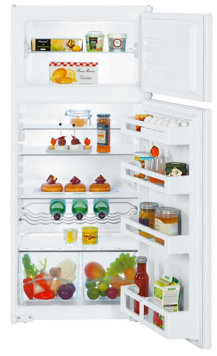 Liebherr ICTS 2231-20 kombinált hűtő-fagyasztó