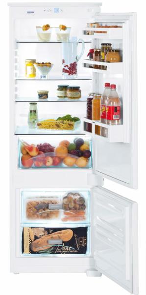 Liebherr ICUS 2924-20 kombinált hűtő-fagyasztó