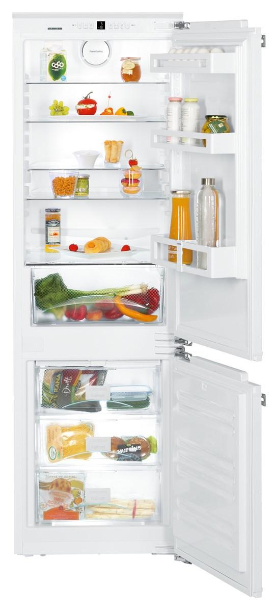 Liebherr ICN 3314-20 kombinált hűtő-fagyasztó