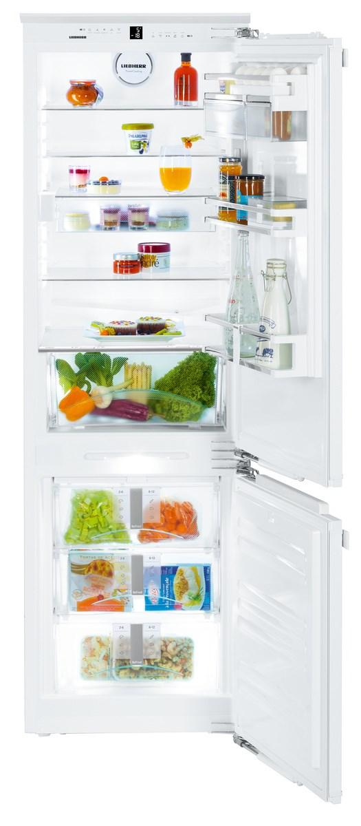 Liebherr ICN 3376-20 kombinált hűtő-fagyasztó