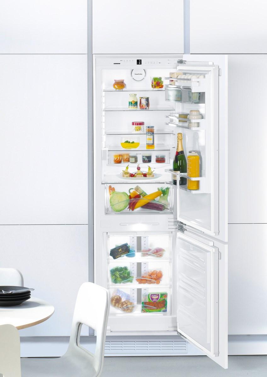 Liebherr SICN 3386-20 kombinált hűtő-fagyasztó