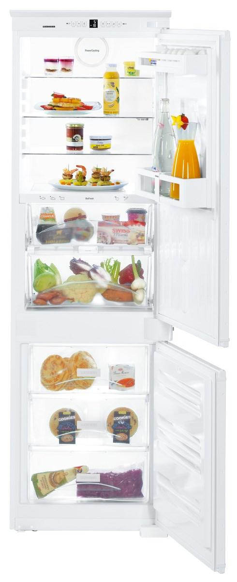 Liebherr ICBS 3324-21 kombinált hűtő-fagyasztó
