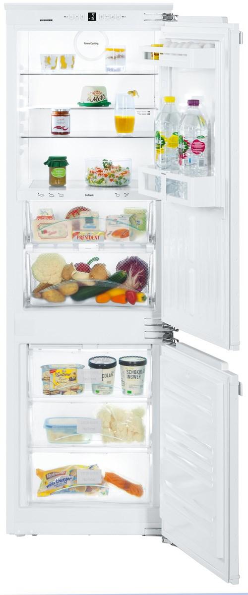 Liebherr ICBN 3324-21 kombinált fagyasztó-hűtő