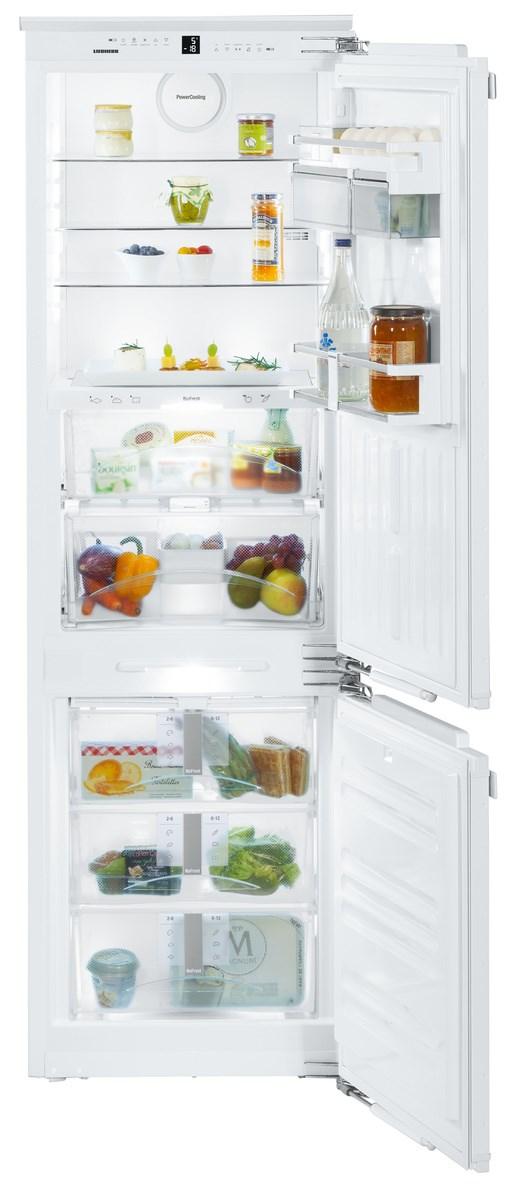 Liebherr ICBN 3376-21 kombinált hűtő-fagyasztó